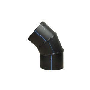 45° Elbow_HDPE Segmented 45° Elbow